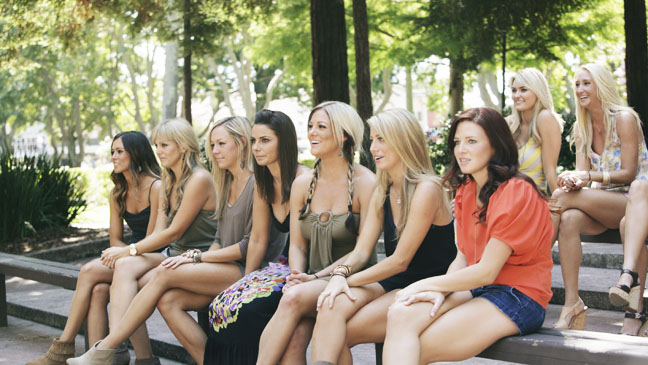 The Bachelor EP1602 Girls in park - H 2012