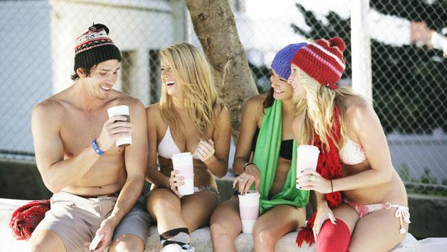 The Bachelor EP 1603 Bikini Coffee - H 2012