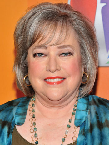 MY FIRST SAG JOB: Kathy Bates