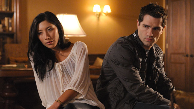 Being Human - Dichen Lachman Sam Witwer - H