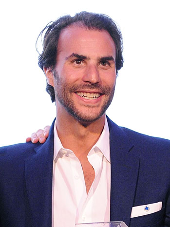 Ben Silverman Headshot - P 2011