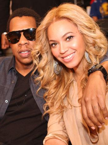 Beyonce Jay Z NBA All-Star Game - P 2012