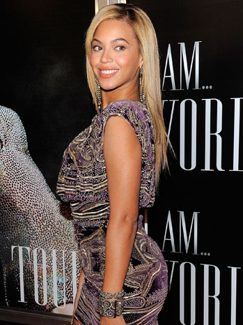 "Beyonce Knowles ""I AM...World Tour"" - P 2012"