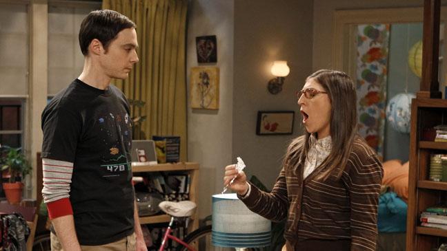 Big Bang Theory Shiny Trinket - H 2012