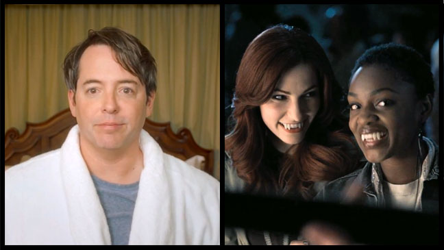 Broderick Vampires Commercials Split - H 2012