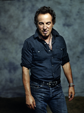 Bruce Springsteen publicity 2011 P
