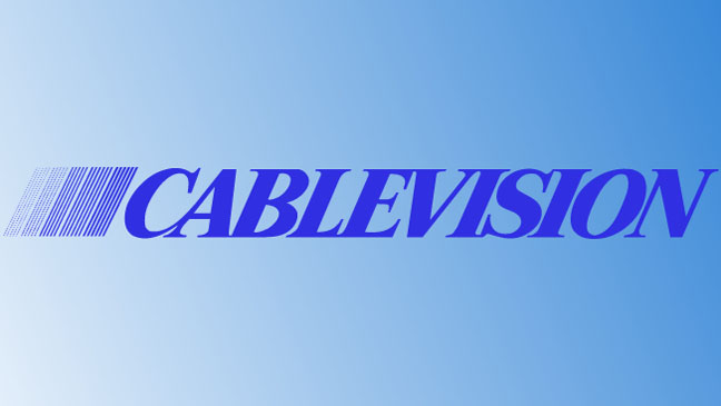 Cablevision logo - H 2012