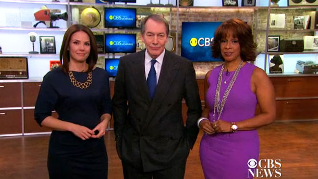 CBS This Morning On Set Promo - H 2011