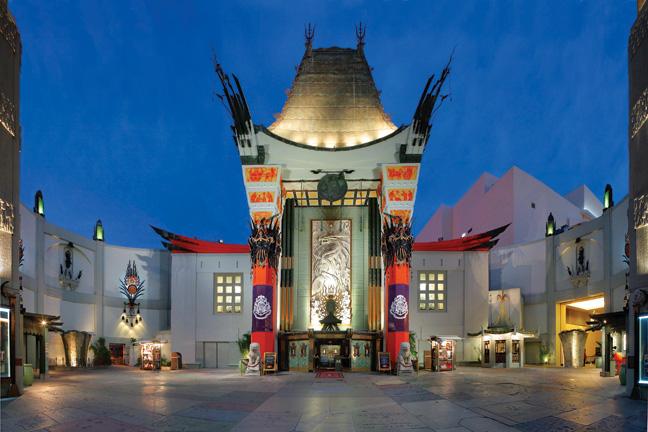 1 BIZ Graumans Chinese Theatre H