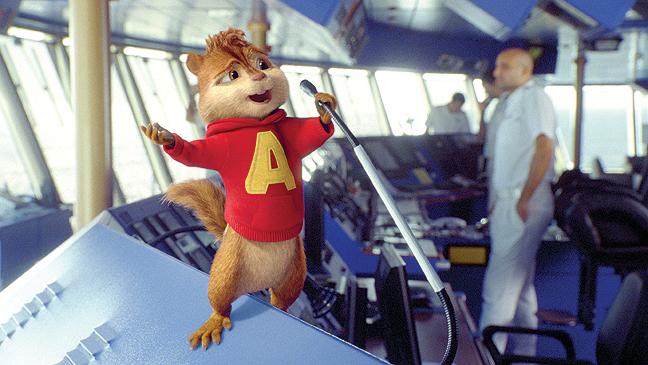 2 BIZ Boxoffice Alvin and the Chipmunks H