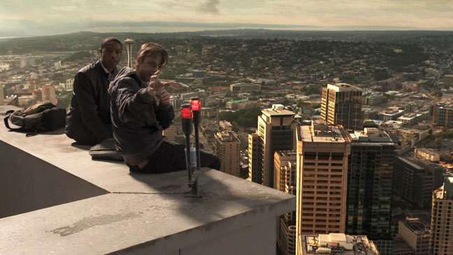 Chronicle Michael B Jordan Dane Dehaan Roof - H 2012