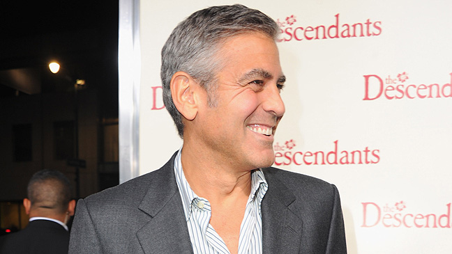 1 FEA Awards George Clooney H