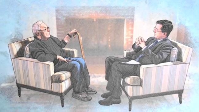 Stephen Colbert Maurice Sendak - H 2012