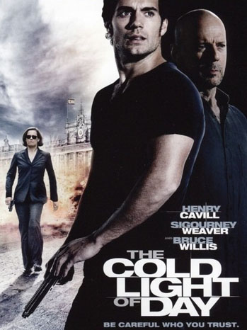 Cold Light of Day Poster Art - P 2012