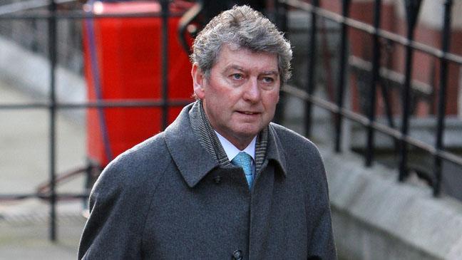 Colin Myler London High Court - H 2012