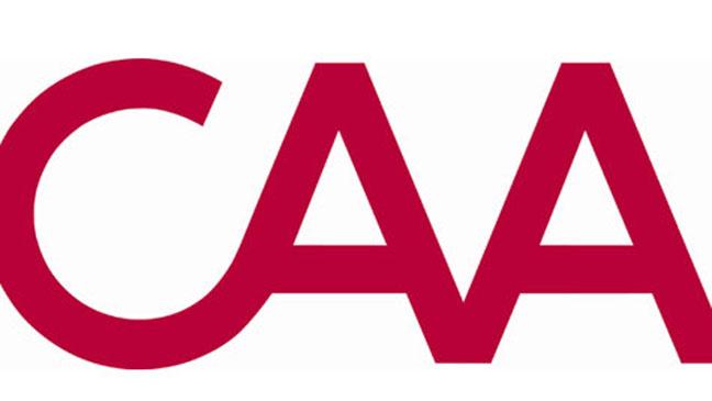 Creative Artists Agency logo - H 2012