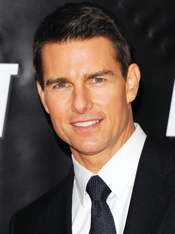 Power Lunch: Tom Cruise