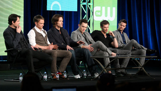 CW Bad Ass Boys TCA Panel - H 2012