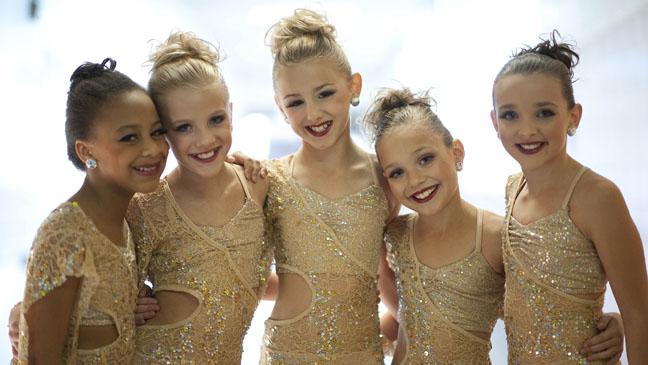Dance Moms Season 2 Premiere Girls - H 2012