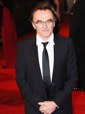 Danny Boyle London Red Carpet - P 2012