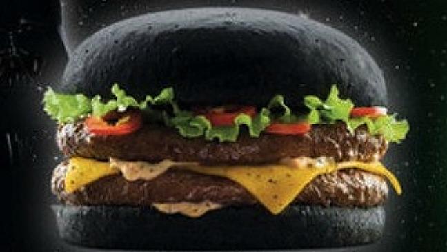 Darth Vader Burger - H 2011