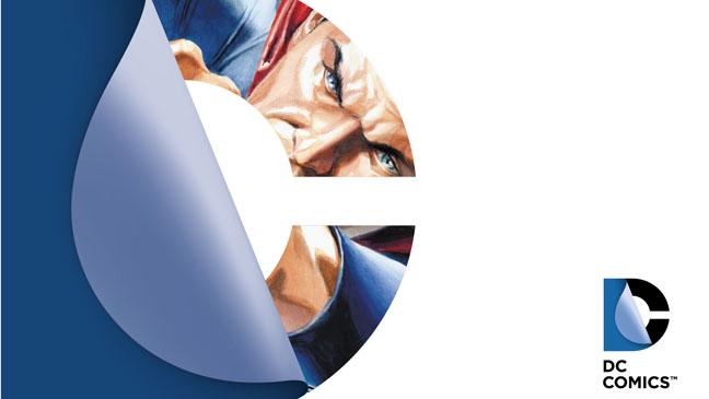 DC Comics New Logo Superman - H 2012