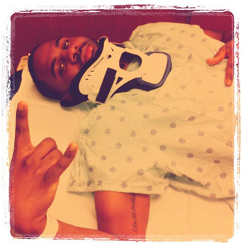 Jason Derulo hospital P