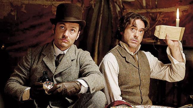 """Sherlock Holmes: A Game of Shadows"""