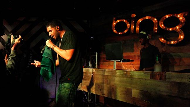 Drake Performing at Sundance Film Festival