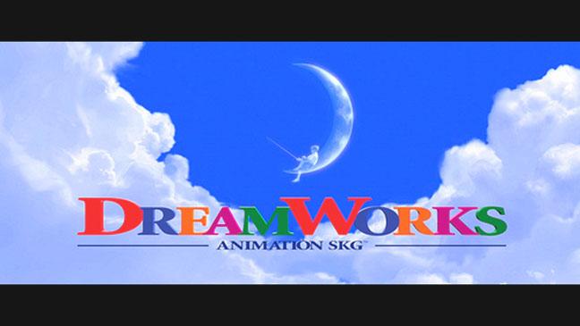 Dreamworks Animation Logo - H 2012