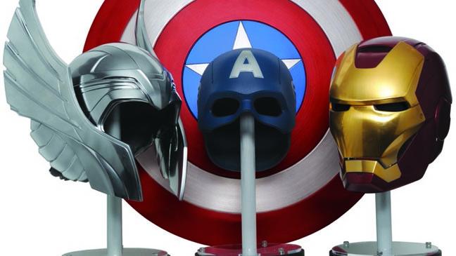 Marvel Masks - H 2012