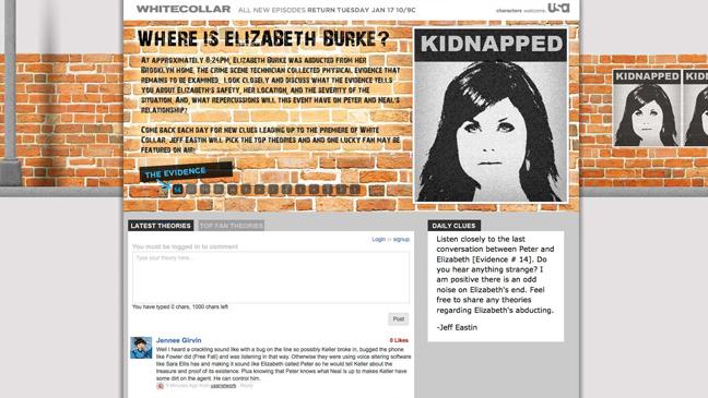 WhereIsElizabethBurke.com Screenshot - H