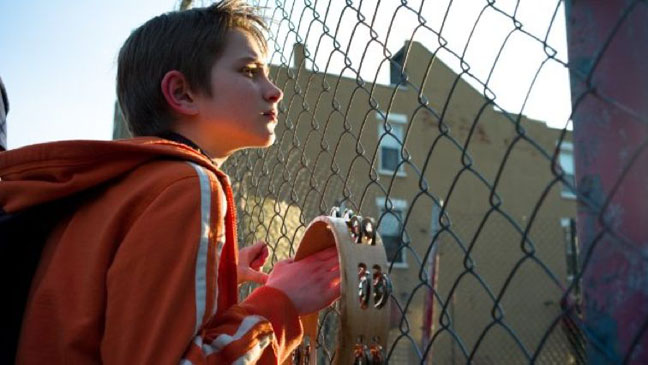 Extremely Loud Incredibly Close Tambourine Film Still - H 2012