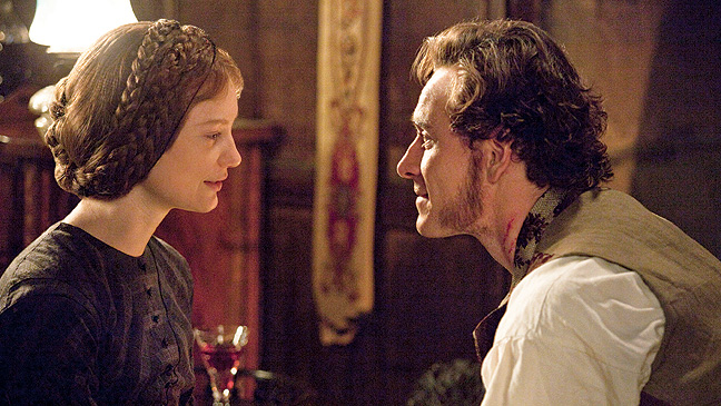 "Michael Fassbender in ""Jane Eyre"""