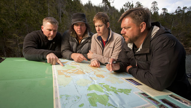 Finding Bigfoot Animal Planet - H 2012