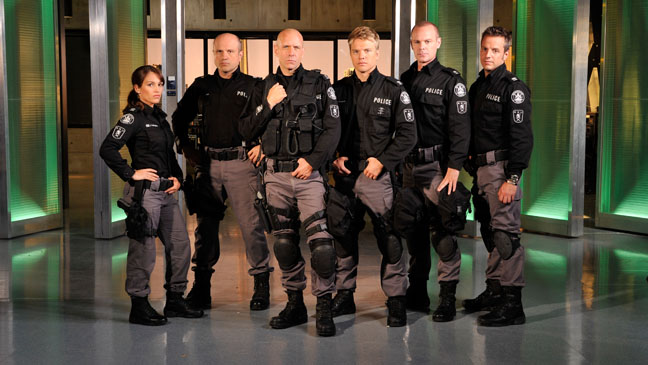 Flashpoint CTV Cast - H 2012