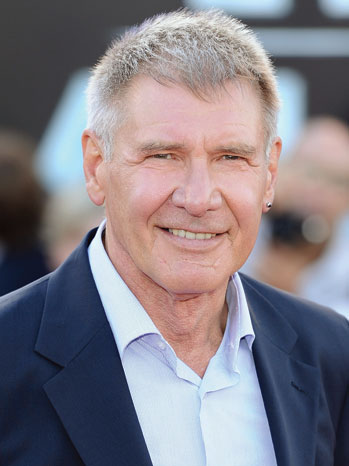 FILM: Harrison Ford