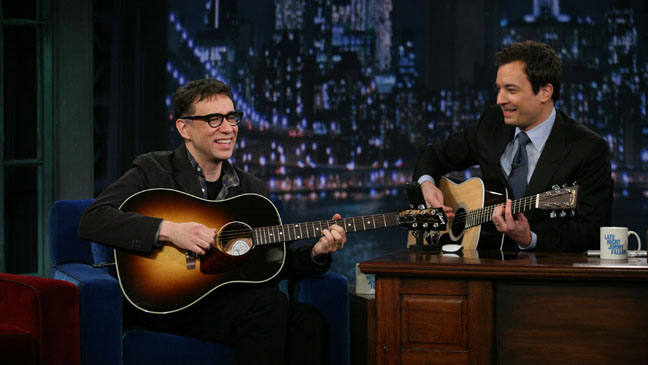 Late night with Jimmy Fallon Fred Armisen - H 2012