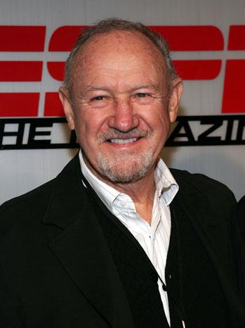 Gene Hackman ESPN - P 2012