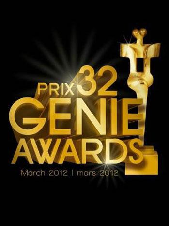 32nd Genie Awards Logo - P 2012