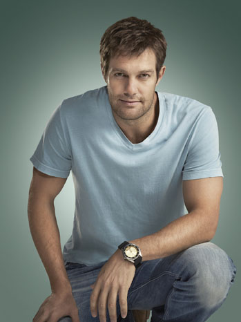 Geoff Stults The Finder promo - P 2012