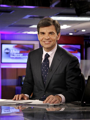 George Stephanopoulos This Week ABC - P 2012