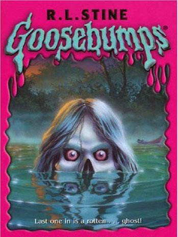 Goosebumps Book Cover - P 2012