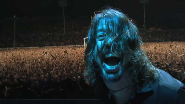 Foo Fighters These Days Screen grab L
