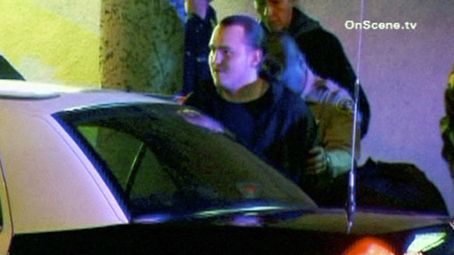 Harry Burkhart LA Arson Suspect - H 2012