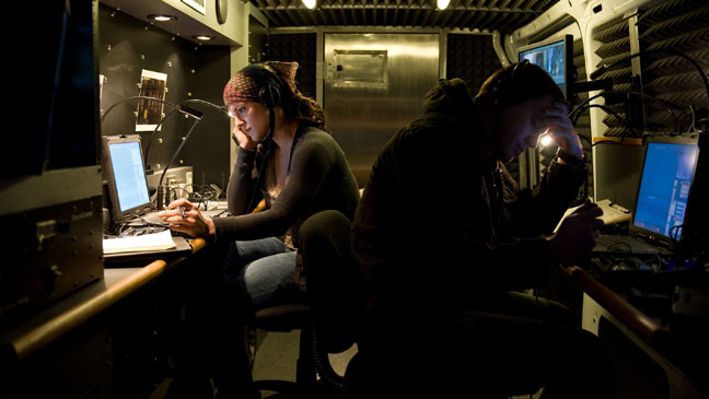 Haywire Gina Carano Film Still - H 2012
