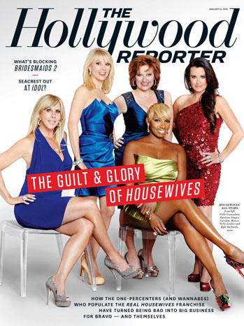 2012 Issue 1: Bravo's 'Real Housewives'