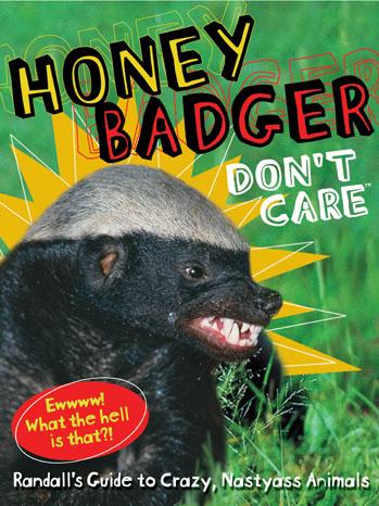 Honey Badger Cover - P 2012
