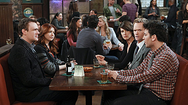 How I Met Your Mother 46 Minutes TV Still - H 2012