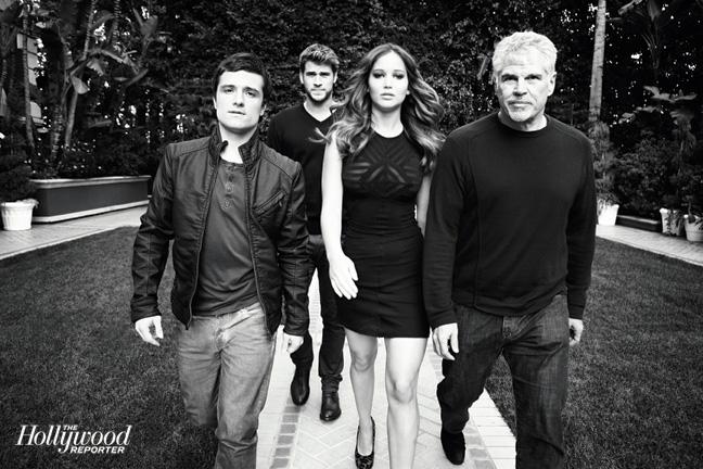 2012-05 FEA Hunger Games Cast Gary Ross H